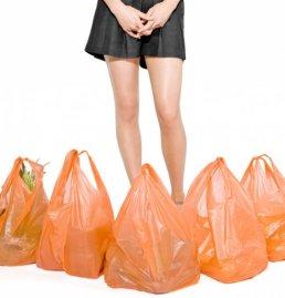 Des emballages plastiques non biodégradables