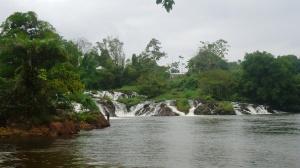 Kribi. Une vue des chutes de la Lobé au loin. Crédit photo: @Mathias Mouendé Ngamo