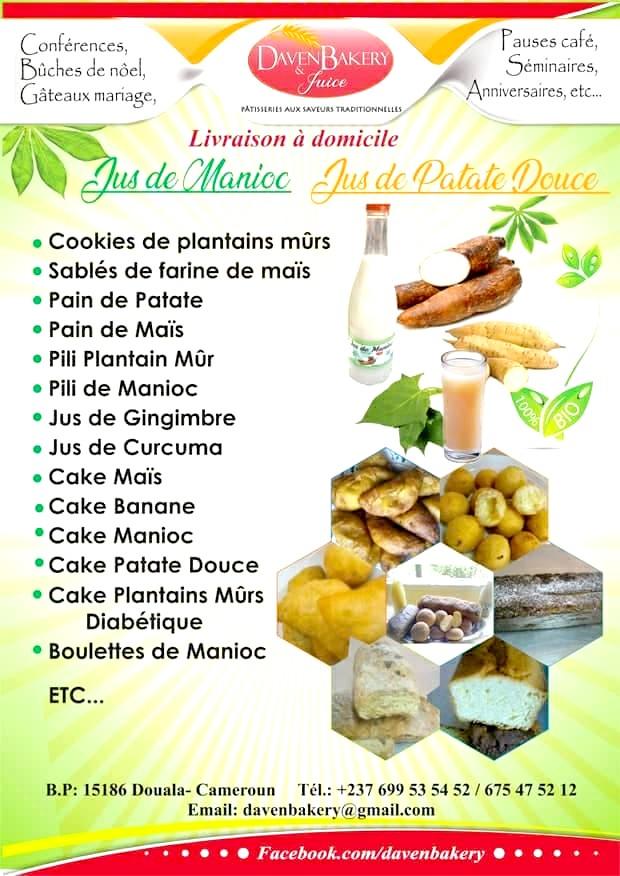 Gâteau Bio 2